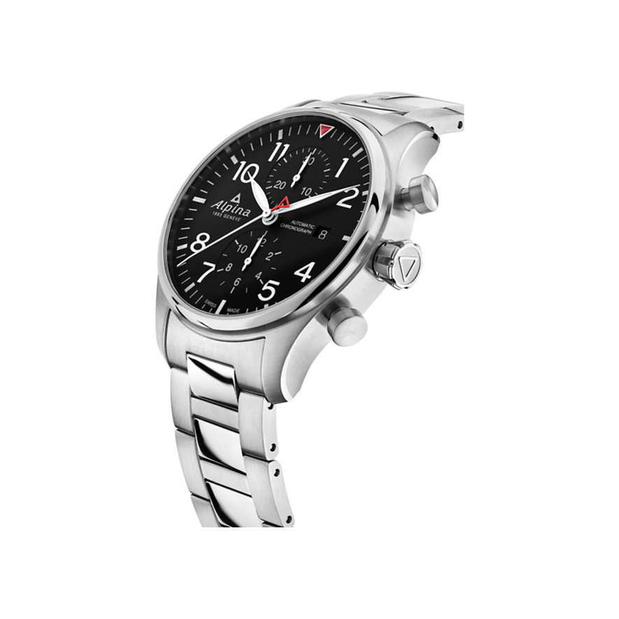 Alpina Chronograph Startimer AL-725B4S6B
