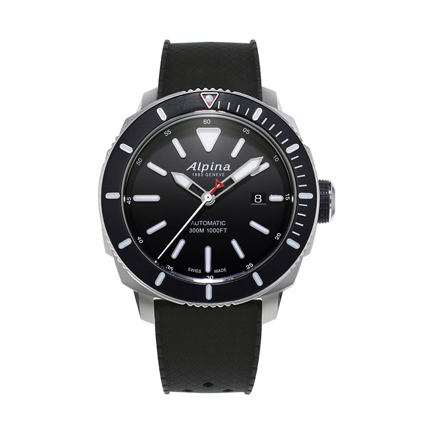 Alpina Herrenuhr Seastrong Diver 300 AL-525LBG4V6