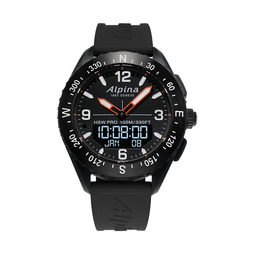 Alpina Smartwatch Alpinerx AL-283LBB5AQ6