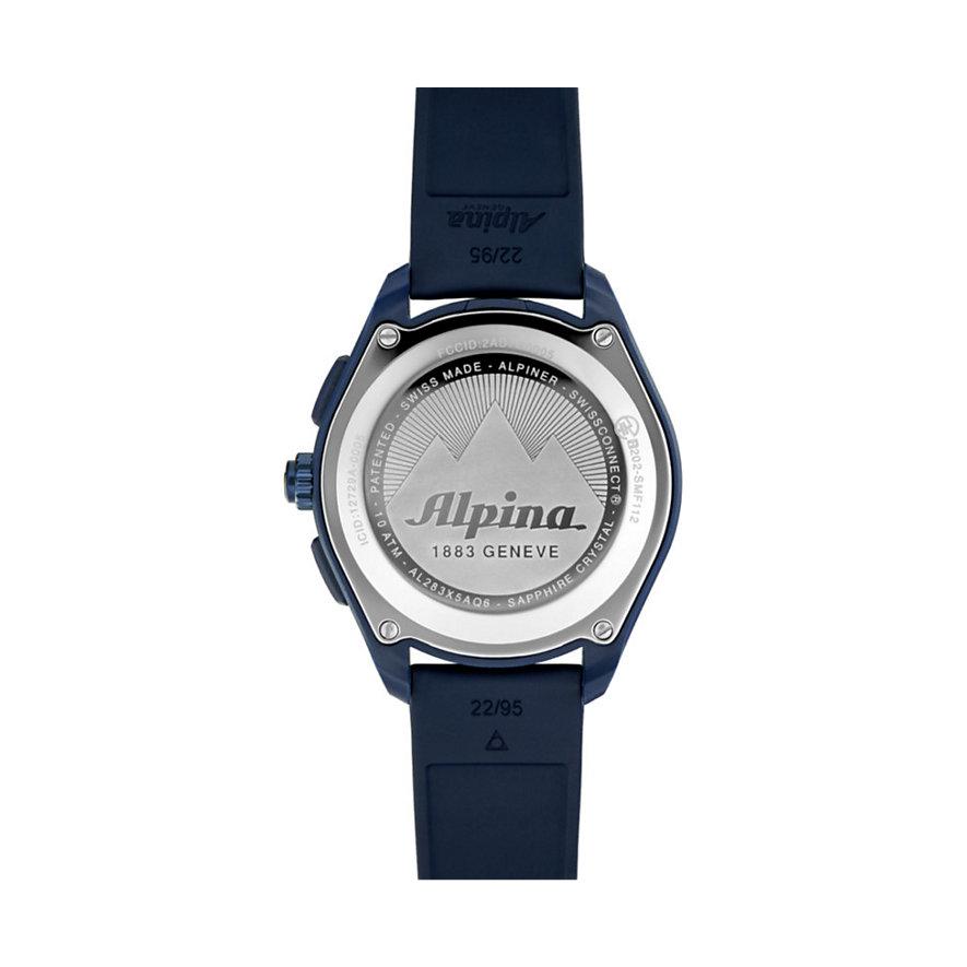 Alpina Smartwatch Alpinerx AL-283LBN5NAQ6