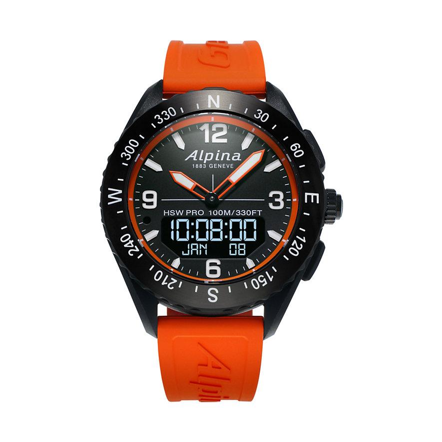 Alpina Smartwatch Alpinerx AL-283LBO5AQ6