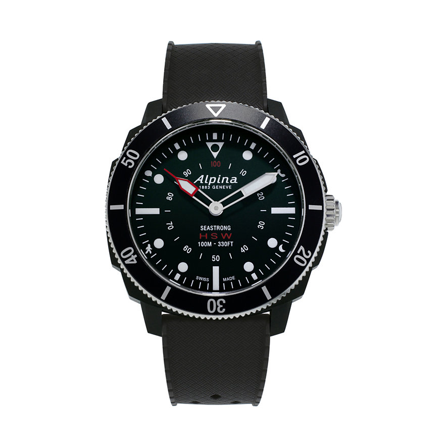 Alpina Smartwatch Seastrong Horological AL-282LBB4V6