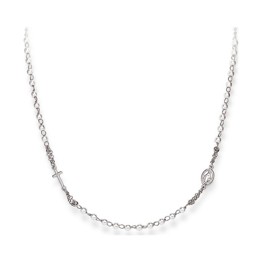 Amen Kette Rosaries pearls CROBB3