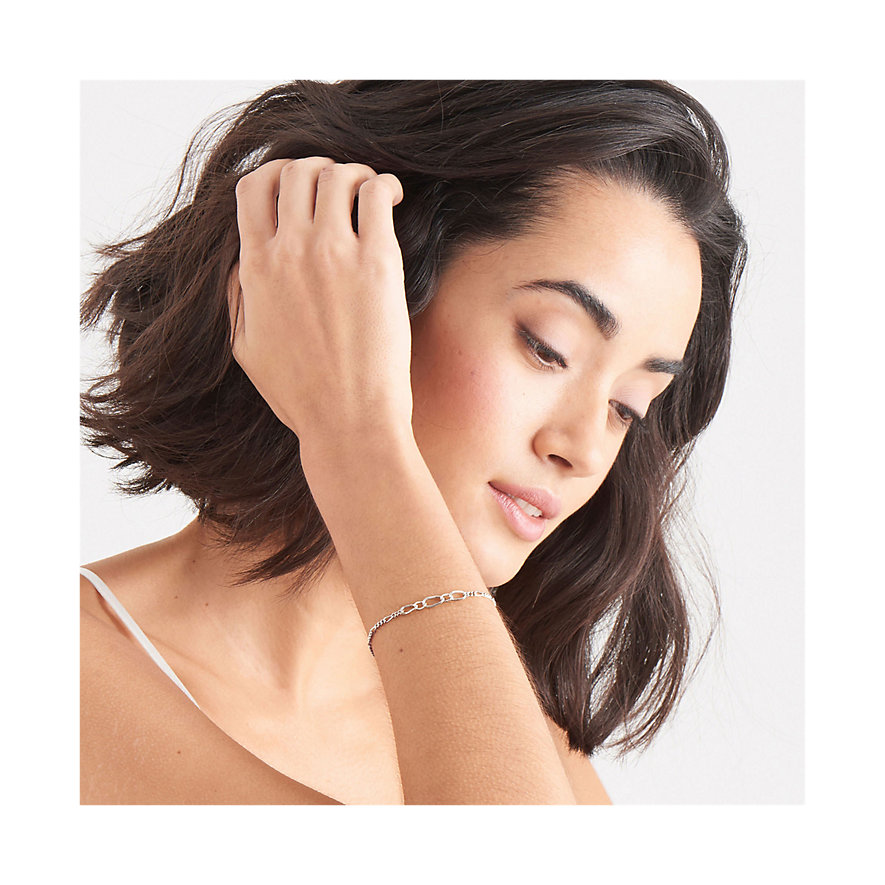 Ania Haie Armband Figaro Chain B021-03H