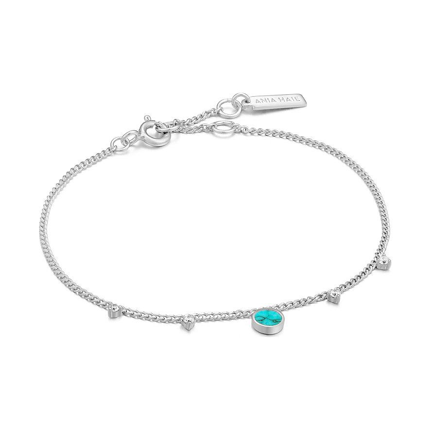 Ania Haie Armband Turquoise Drop Disc B022-03H