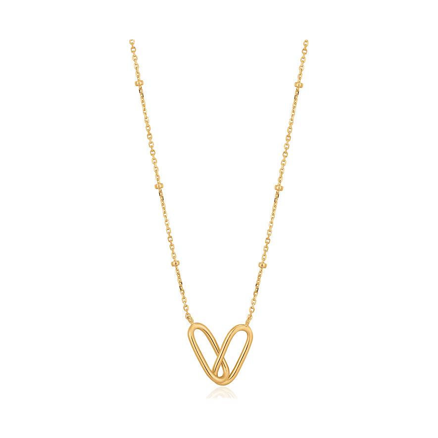 Ania Haie Kette Beaded Chain Link N021-01G