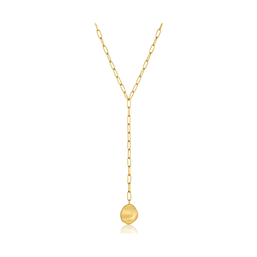 Ania Haie Kette Crush Disc Y Nacklace N017-01G