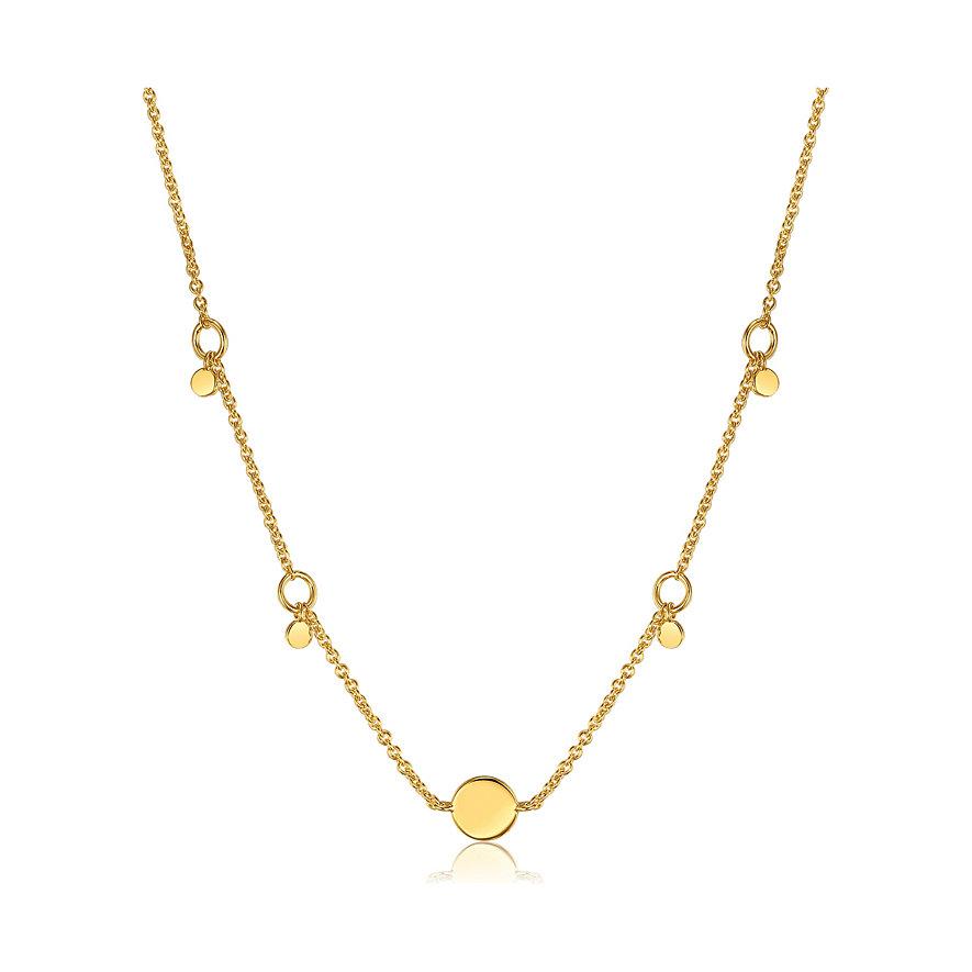Ania Haie Kette Geometry Y Necklace N005-03G