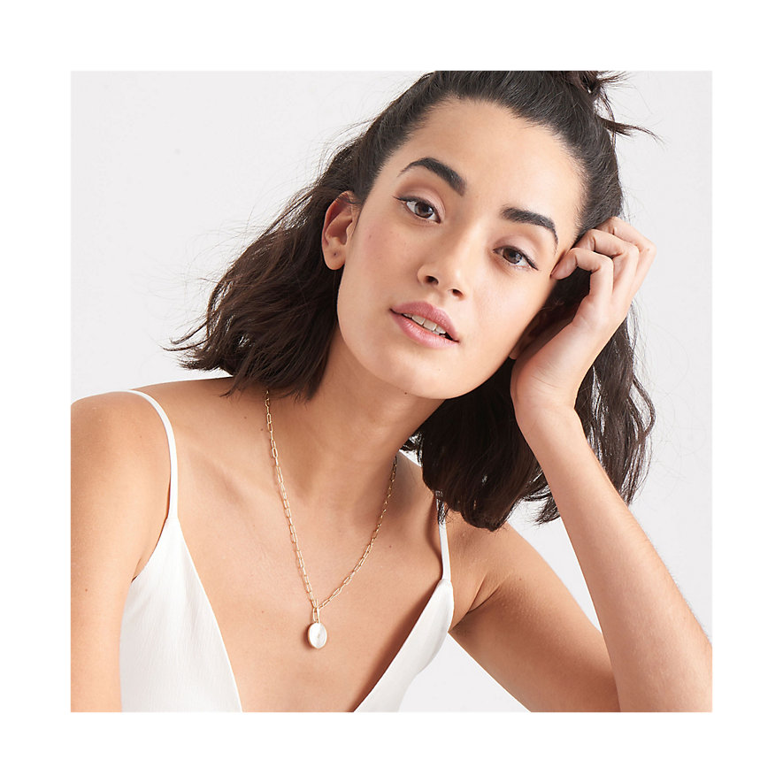 Ania Haie Kette Mother Of Pearl T-bar N022-04G
