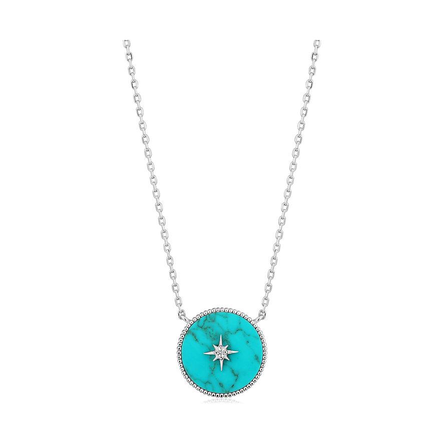 Ania Haie Kette Turquoise Emblem N022-02H
