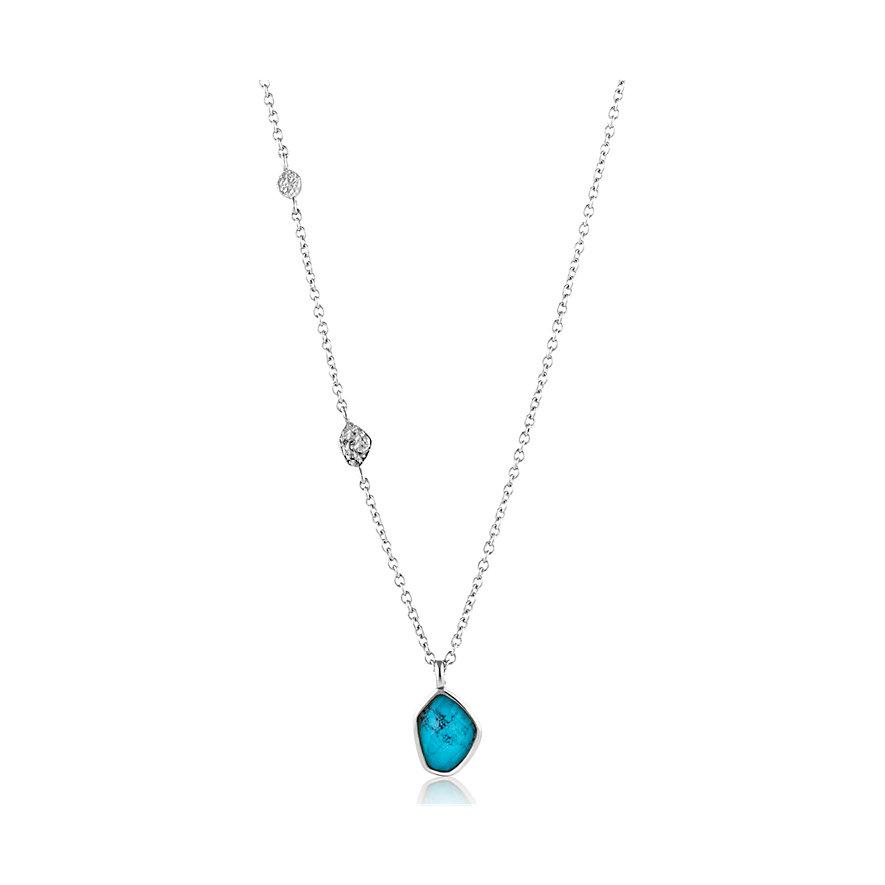 Ania Haie Kette Turquoise Pendant N014-02H
