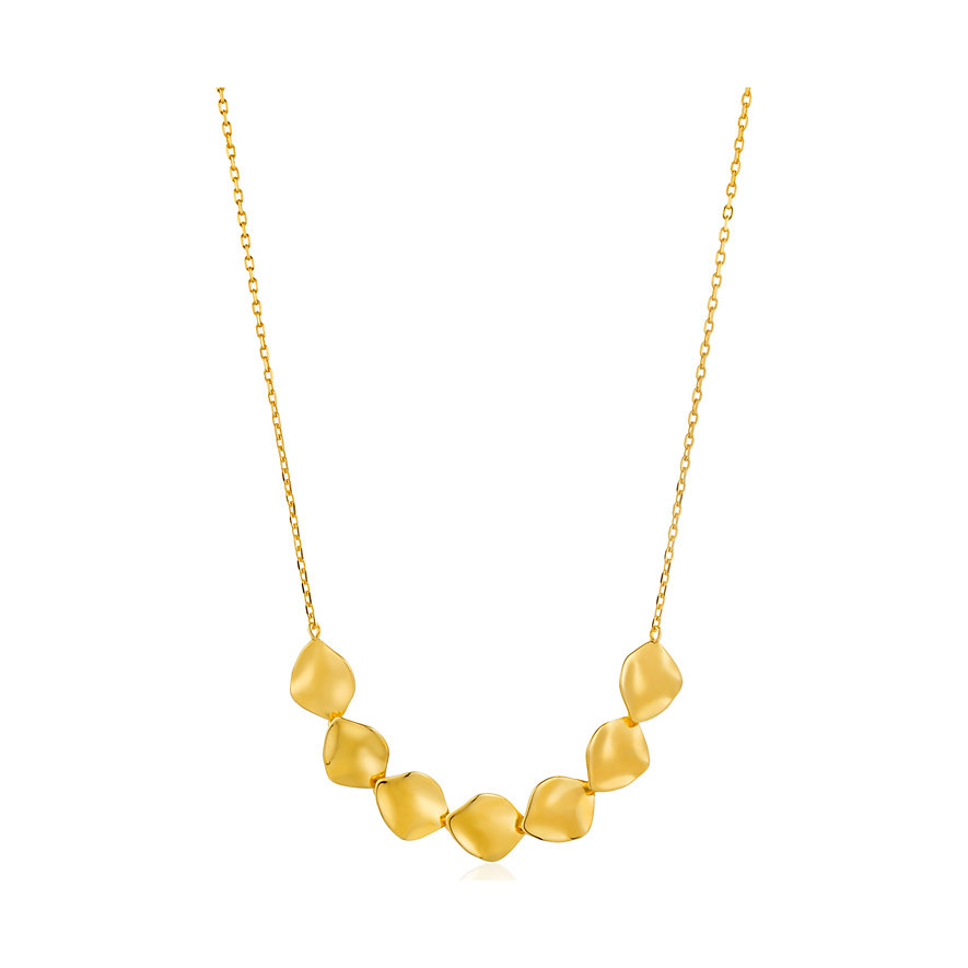 Ania Haie Kette/kette<5 Crush Multiple Discs Necklace N017-04G