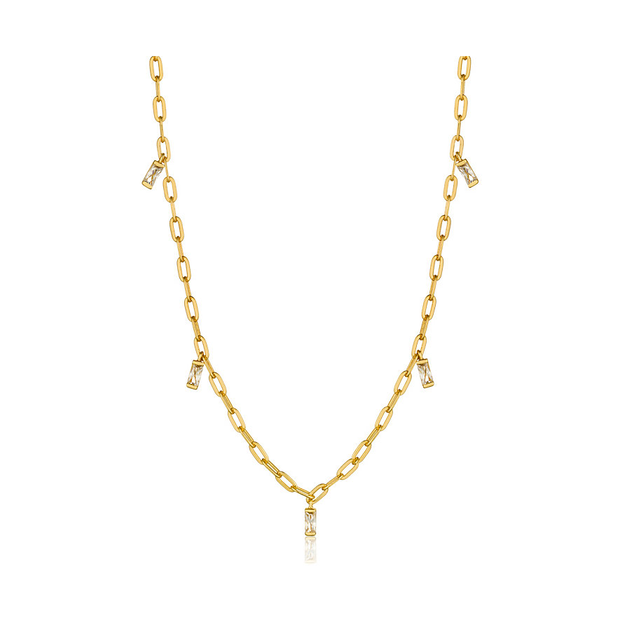Ania Haie Kette/kette<5 Glow Drop Necklace N018-02G
