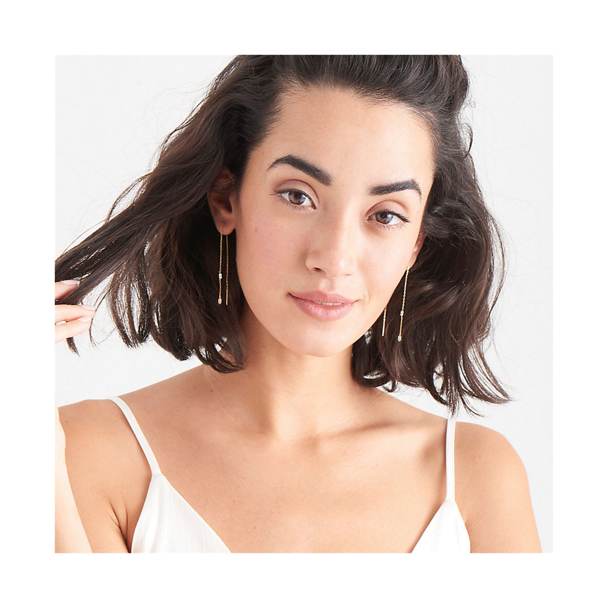 Ania Haie Ohrhänger Cluster Huggi Earrings E018-02G