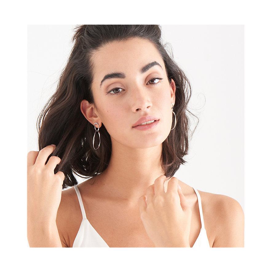 Ania Haie Ohrhänger Swirl Nexus Earrings E015-02H