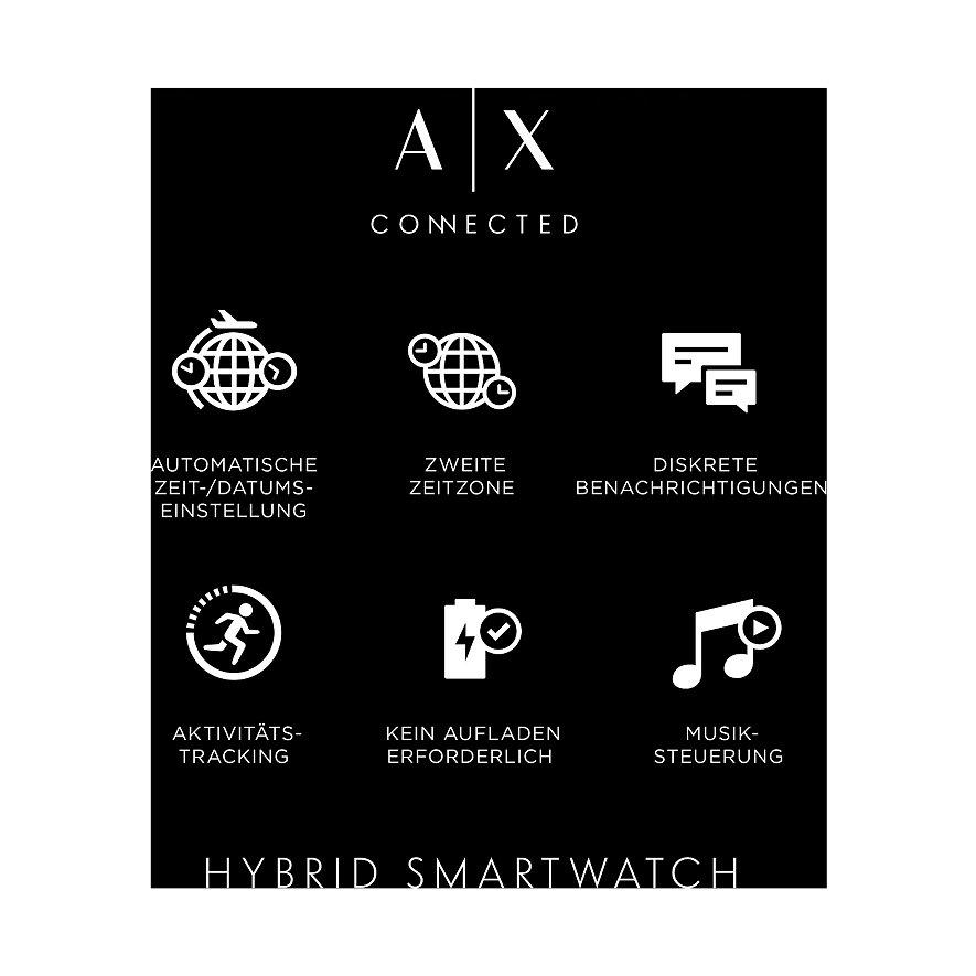 Armani Exchange Smartwatch AXT1002
