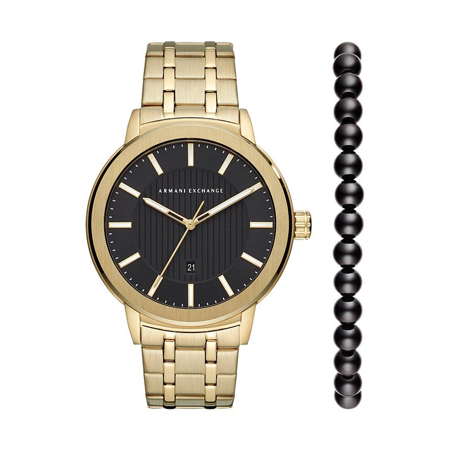 Armani Exchange Uhren-Set AX7108
