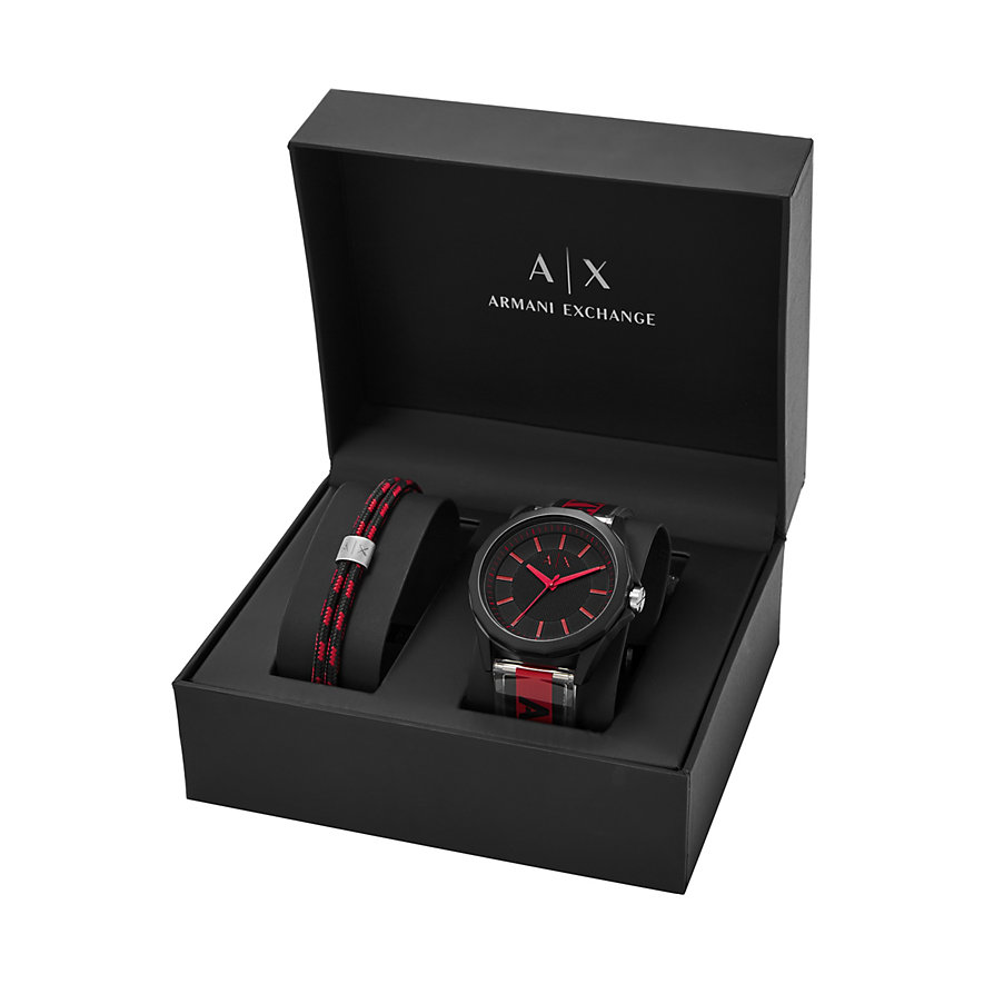 Armani Exchange Uhren-Set AX7113
