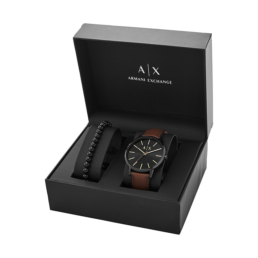 Armani Exchange Uhren-Set AX7115