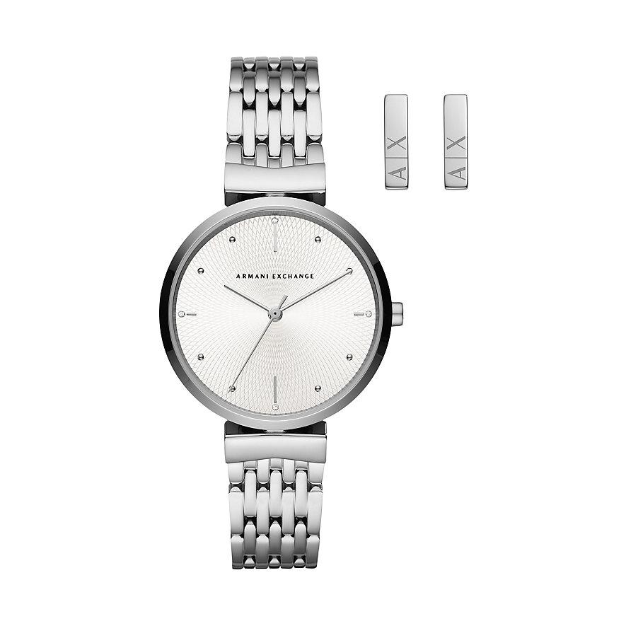 Armani Exchange Uhren-Set AX7117