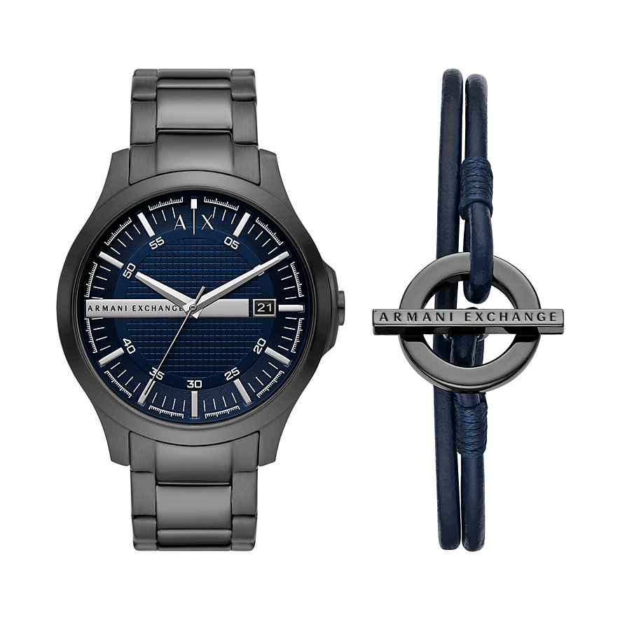 Armani Exchange Uhren-Set AX7127