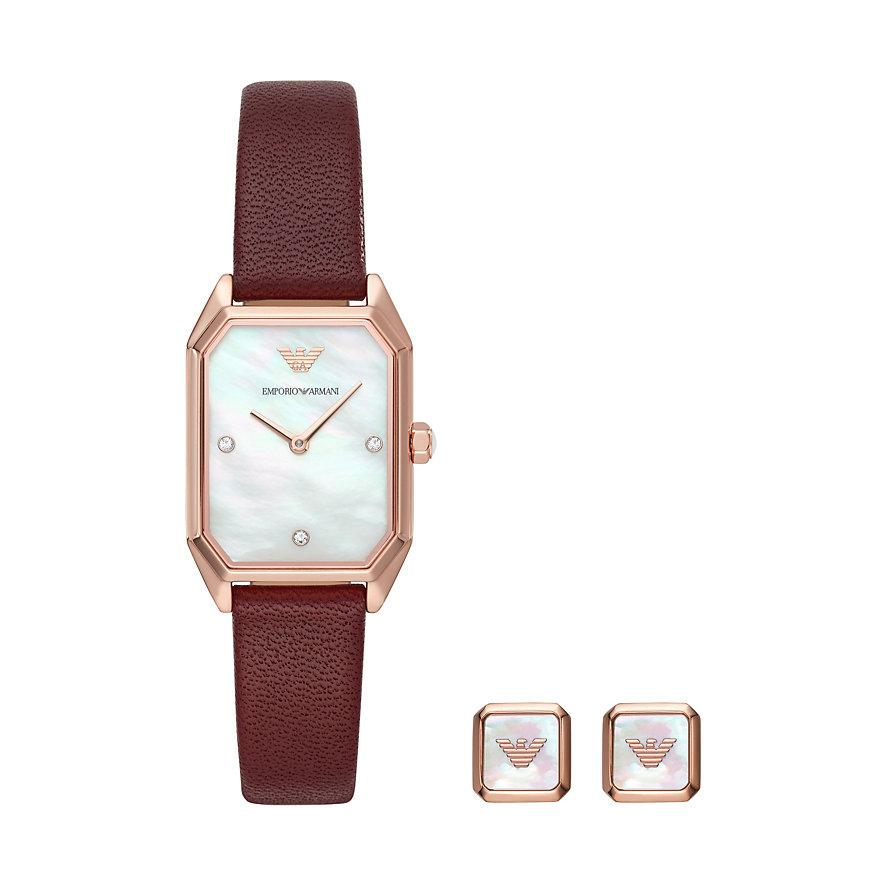 Armani Uhren-Set AR80028