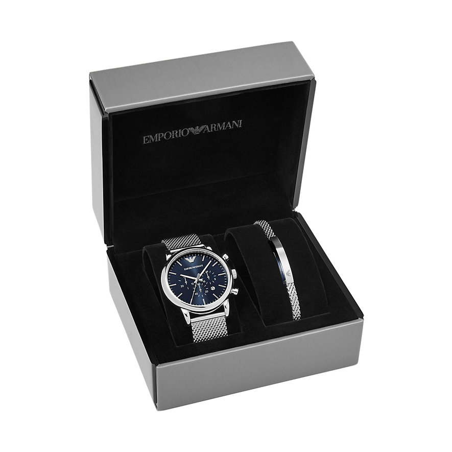 Armani Uhren-Set AR80038