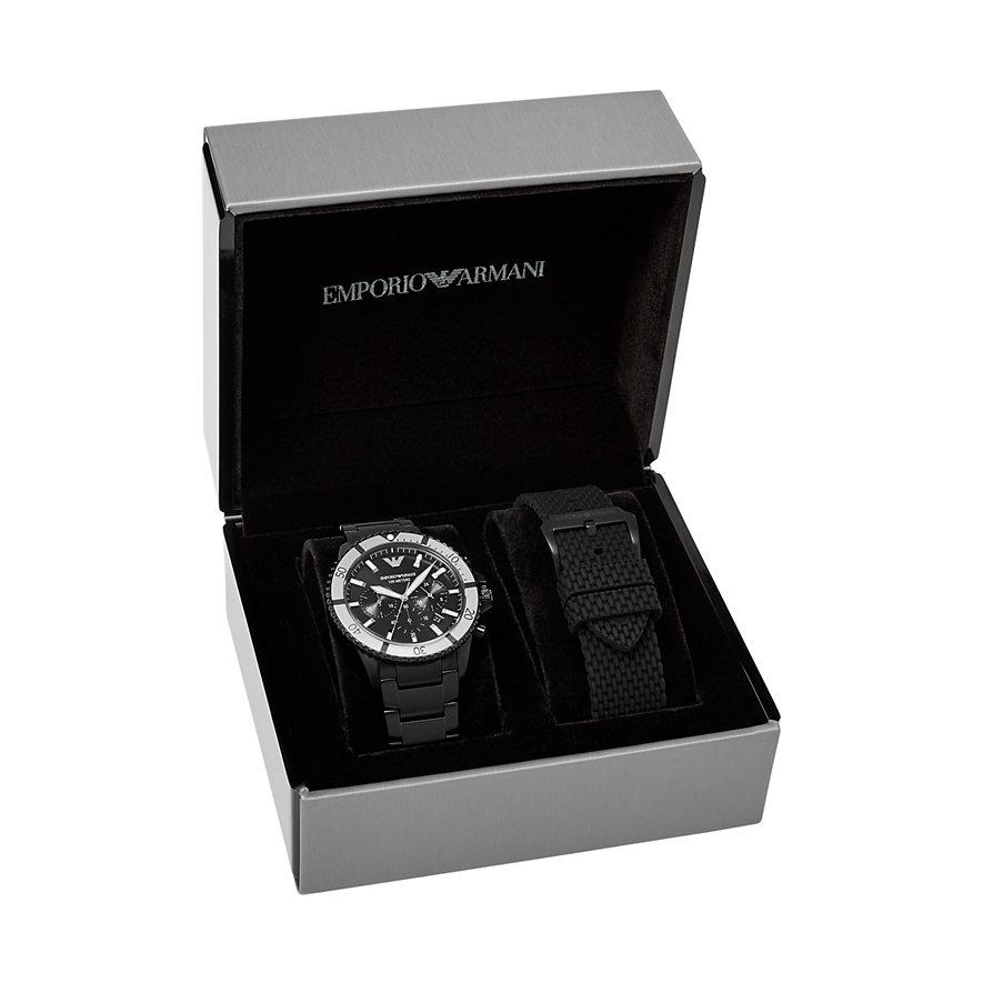 Armani Uhren-Set AR80050