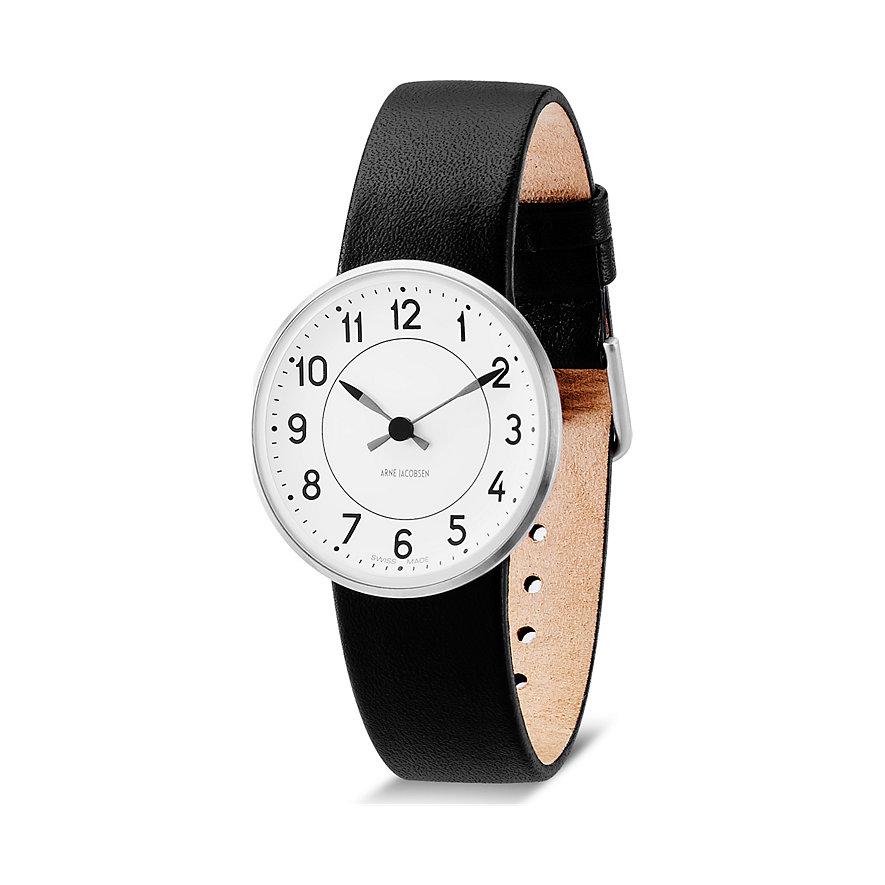 Arne Jacobsen Damenuhr Swiss 57401-161