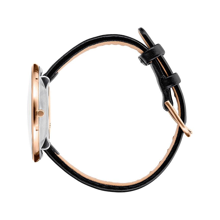 Arne Jacobsen Unisexuhr Roman 53312-2001RP