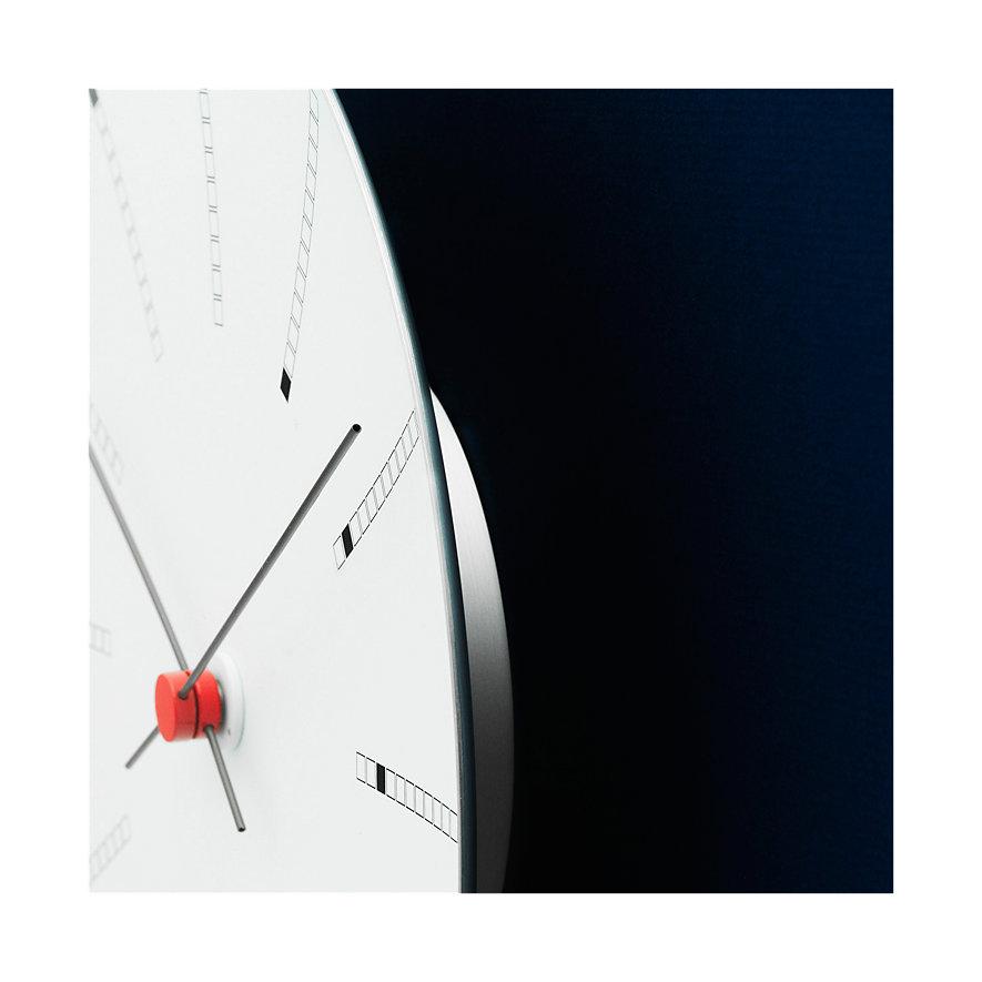 Arne Jacobsen Wanduhr Bankers 43650