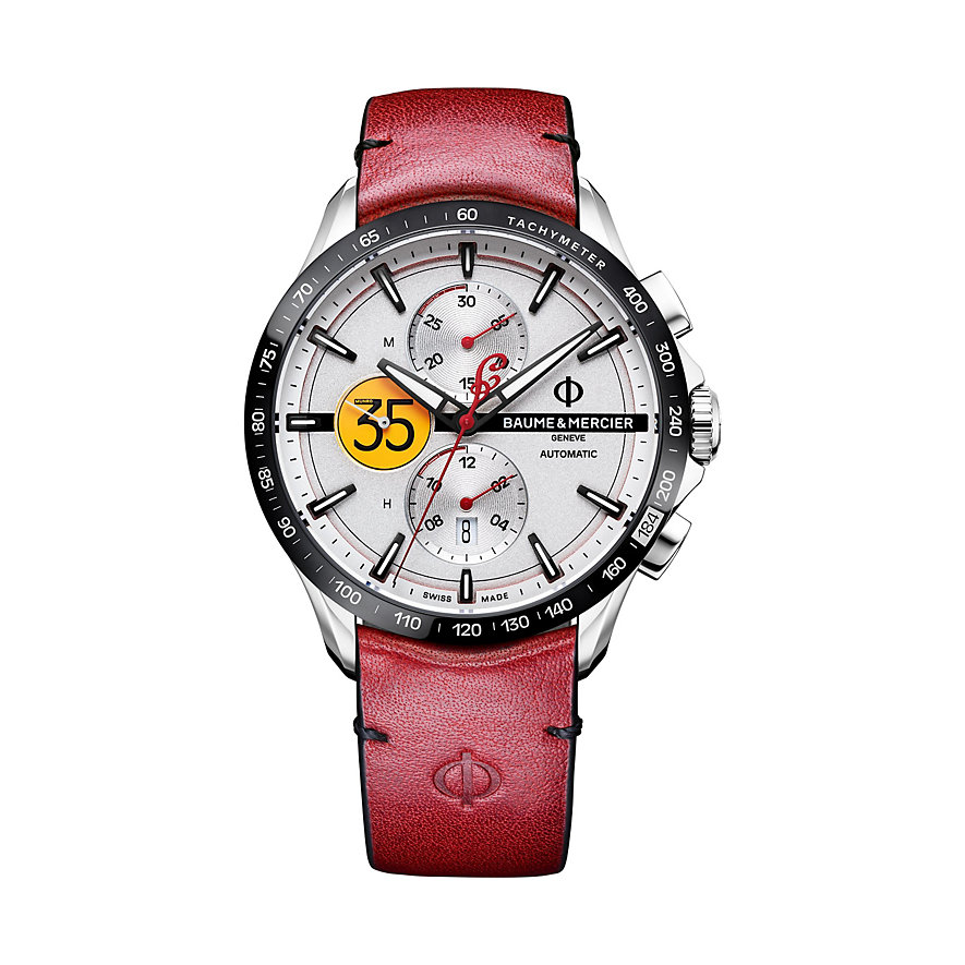 Baume & Mercier Clifton Club Indian Chronograph M0A10404