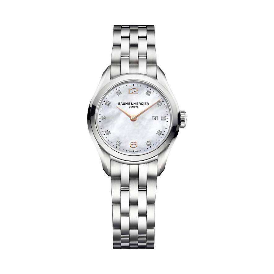 baume-mercier-damenuhr-clifton-m0a10176
