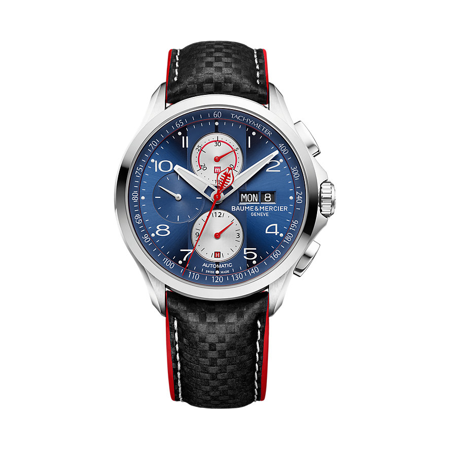 Baume & Mercier Herrenchronograph Clifton Club Shelby Cobra M0A10343