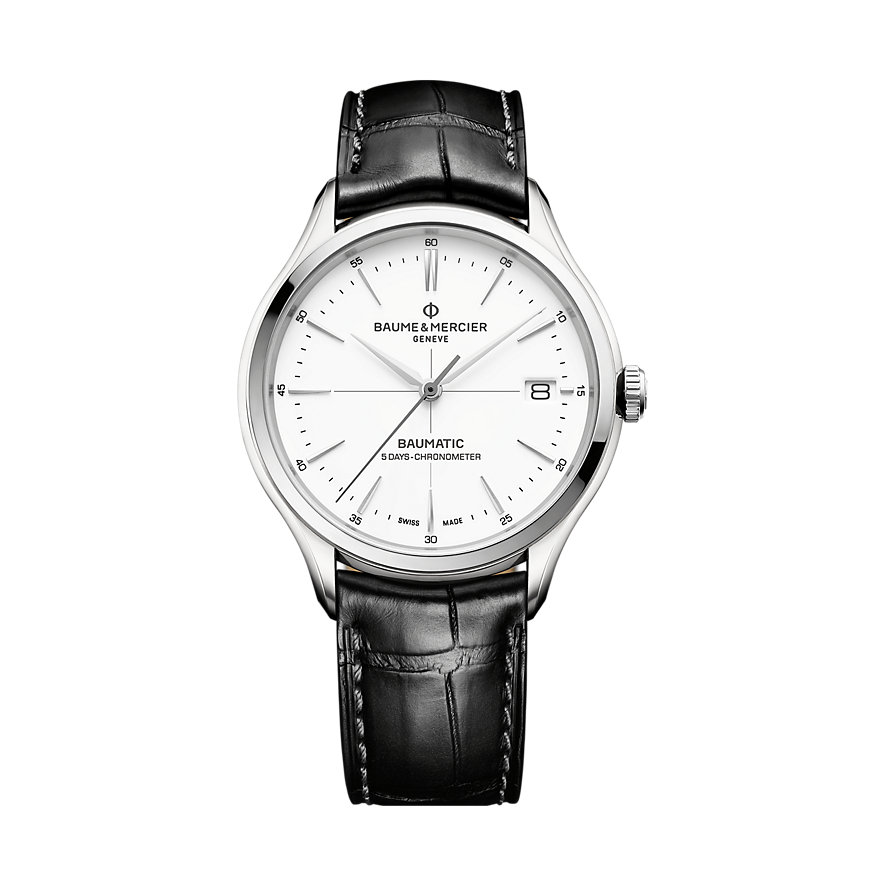 Baume & Mercier Herrenuhr Clifton Baumatic M0A10436