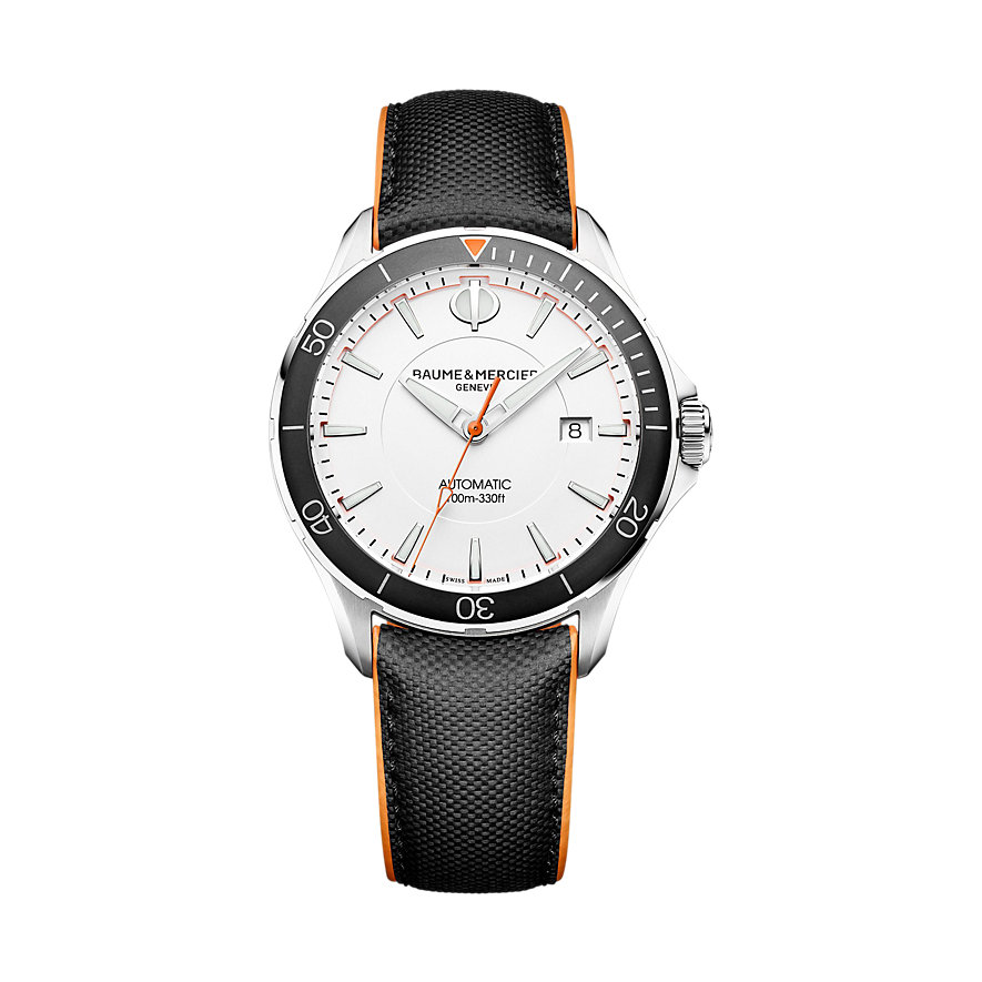 Baume & Mercier Herrenuhr Clifton Club M0A10337