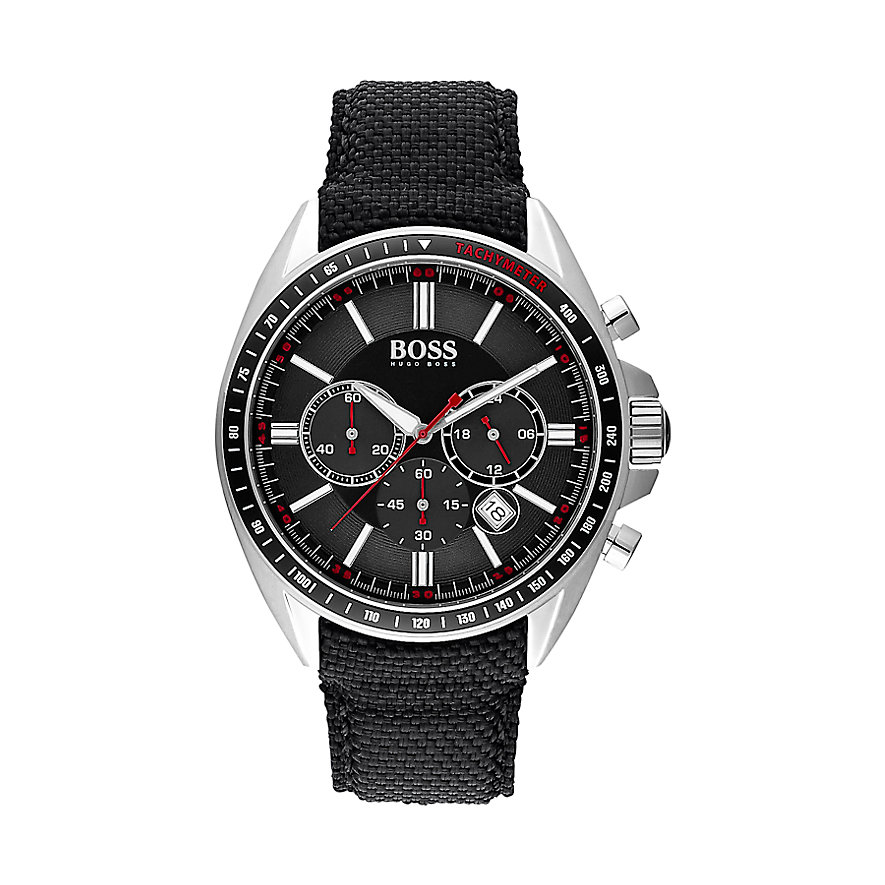 Boss Herrenchronograph Driver Sport Chrono 1513087