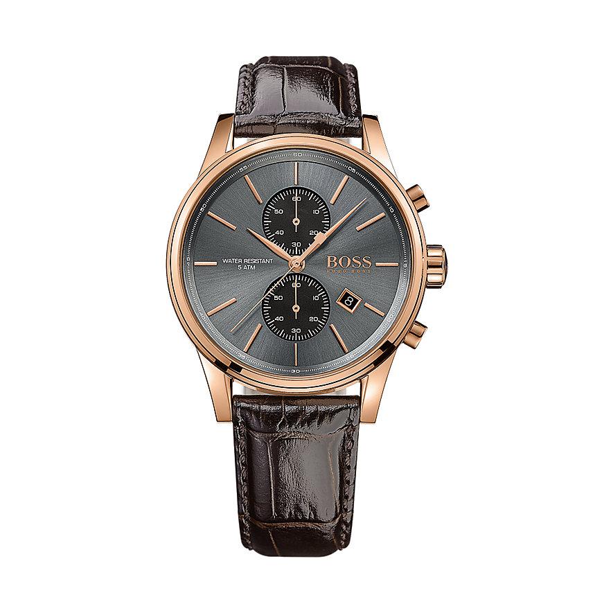 Boss Herrenchronograph Jet Chrono 1513281