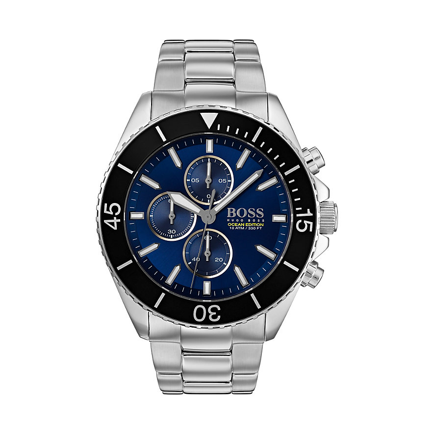 Boss Herrenuhr Ocean Edition 1513704