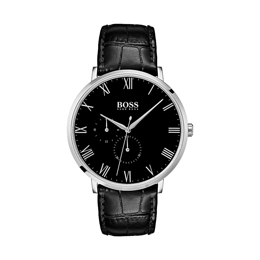 Boss Herrenuhr William 1513616