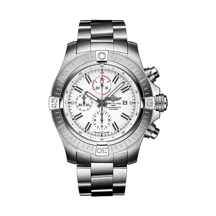 Breitling Chronograph Avenger A133751A1A1A1