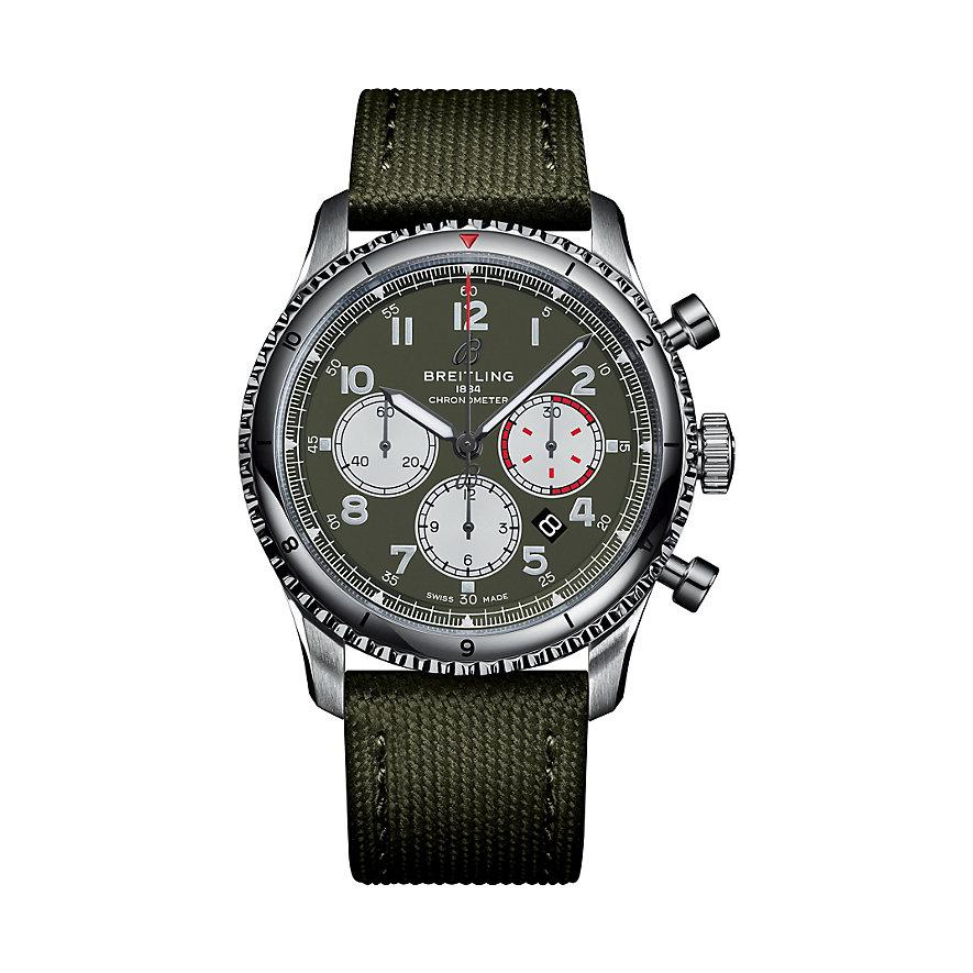 Breitling Chronograph Aviator 8 AB01192A1L1X2