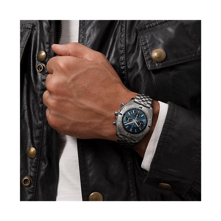 Breitling Chronograph Chronomat B01 Chronograph 44 AB0115101C1A1