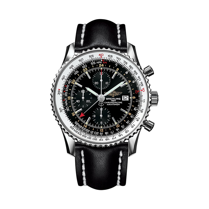 Breitling Chronograph Navitimer 1 Chrono GMT A2432212/B726/441X/A20BA.1