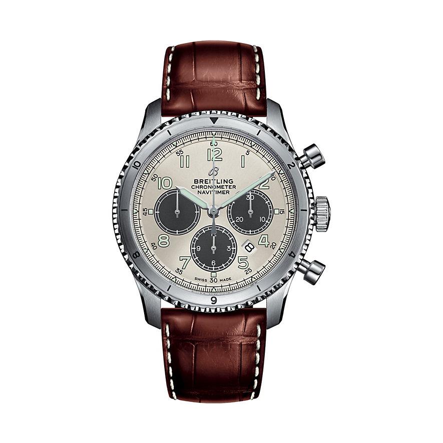 Breitling Chronograph Navitimer Aviator 8 B01 Chronograph 43 AB01171A1G1P1