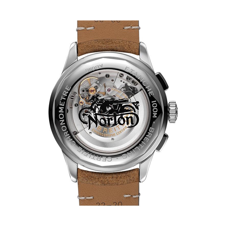 Breitling Chronograph Premier AB0118A21B1X1