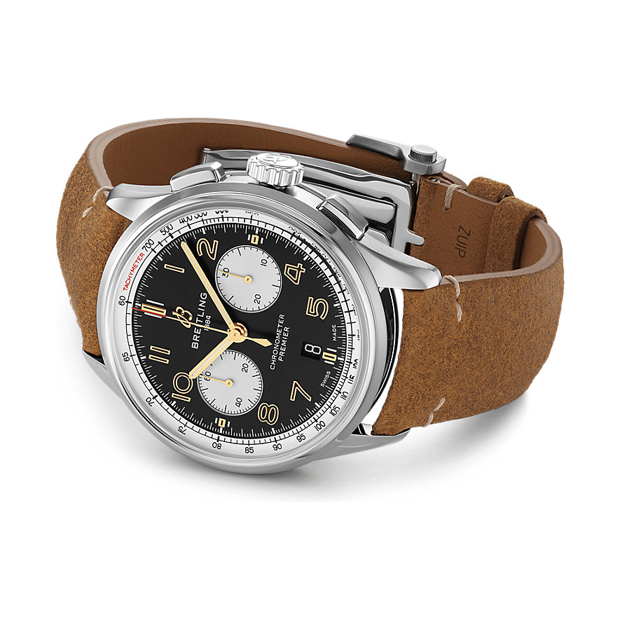 Breitling Chronograph Premier B01 Chrono 42 Norton AB0118A21B1X1