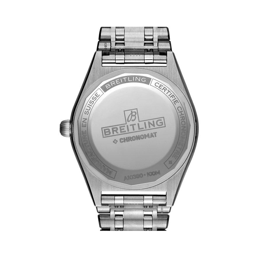 Breitling Damenuhr A10380101A2A1