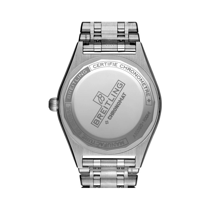 Breitling Damenuhr A10380101A3A1