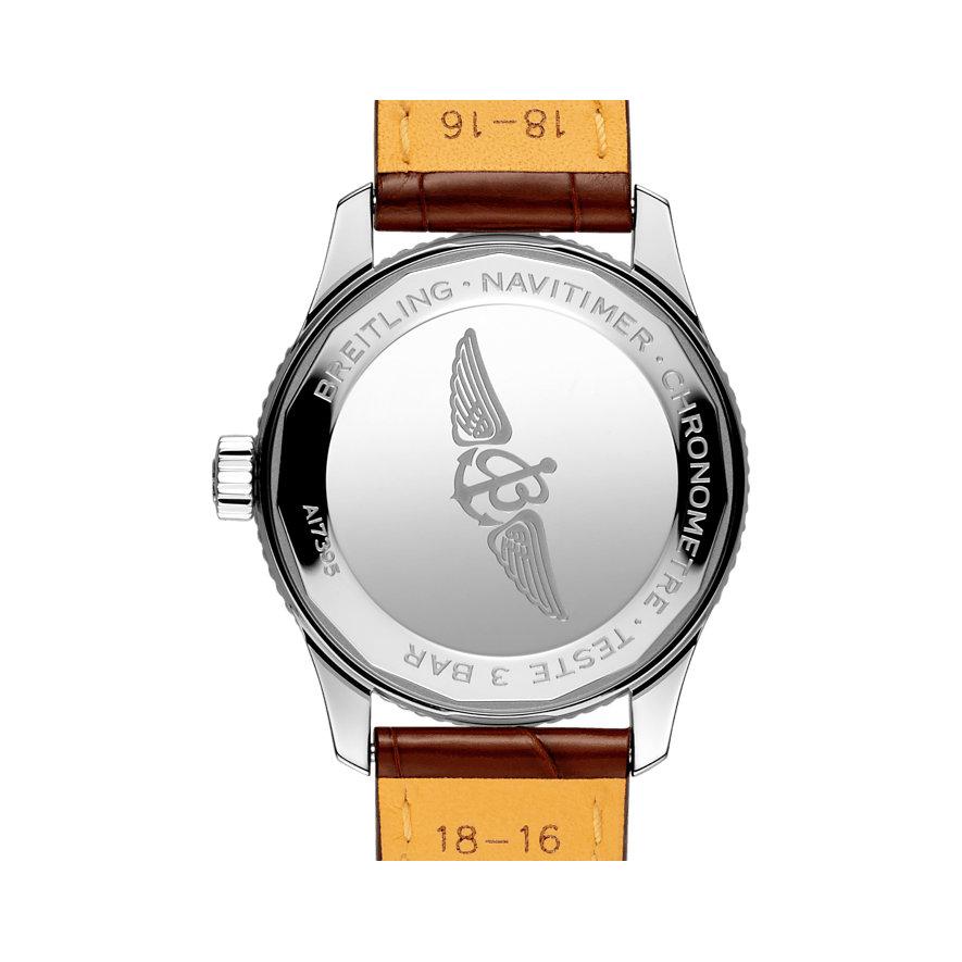 Breitling Damenuhr A17395201K1P2